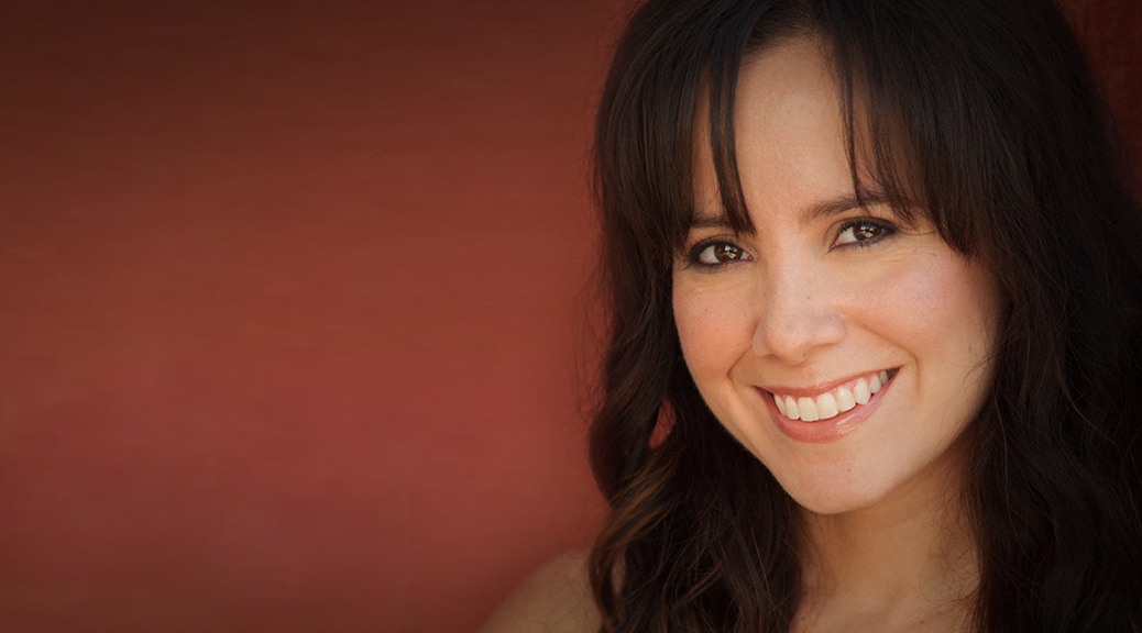 A headshot of actress Sara Castro